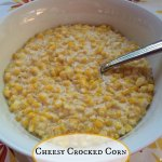 Cheesy Crocked Corn