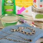 Simple 2 Ingredient Jewelry Cleaner