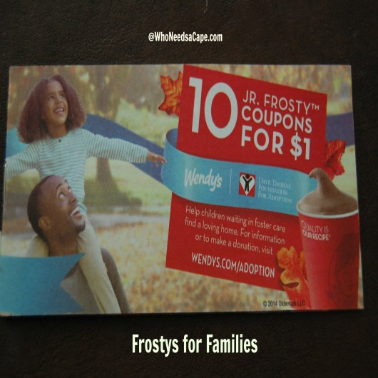 Frostys for families 2