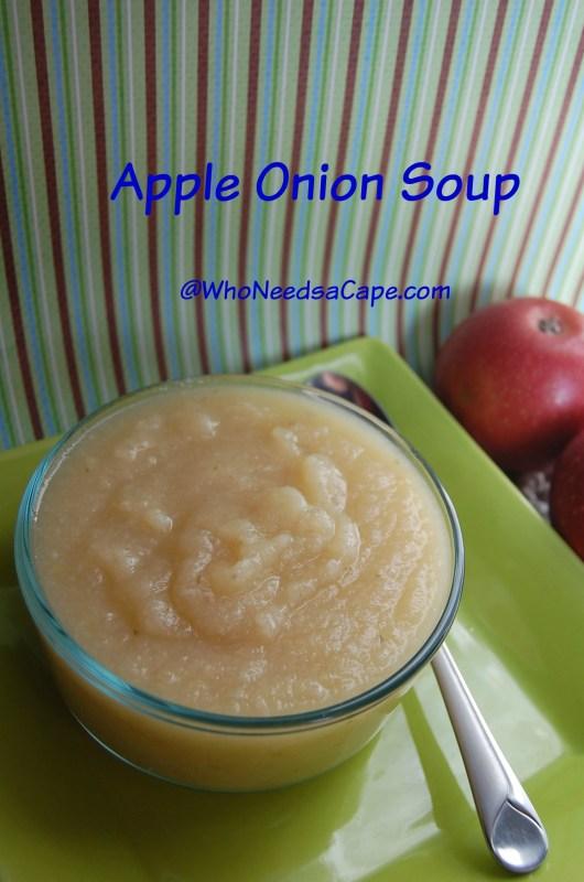 Apple Onion Soup 2