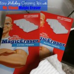 3 Easy Holiday Cleaning Tips & Giveaway