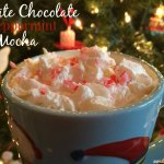 Cheapo DIY White Chocolate Peppermint Mocha
