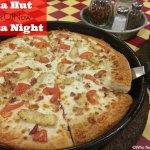 Pizza Hut #FlavorOfNow Pizza Night