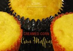 Creamed Corn Corn Muffins