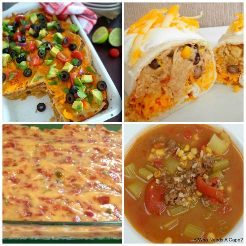 12 Amazing Recipes with Ro-tel Tomatoes | Who Needs A Cape?