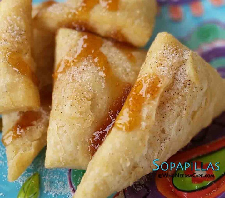 Sopapillas | Who Nees A Cape?