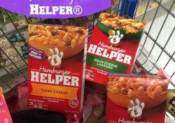 Celebrate National Hamburger Month with Hamburger Helper®