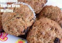 Cinnamon Raisin Bran® Muffins