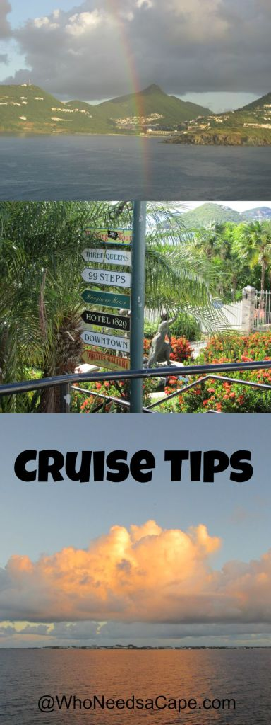 Cruise tips for the first timer - what to pack, what to do - a must read for planning a cruise!