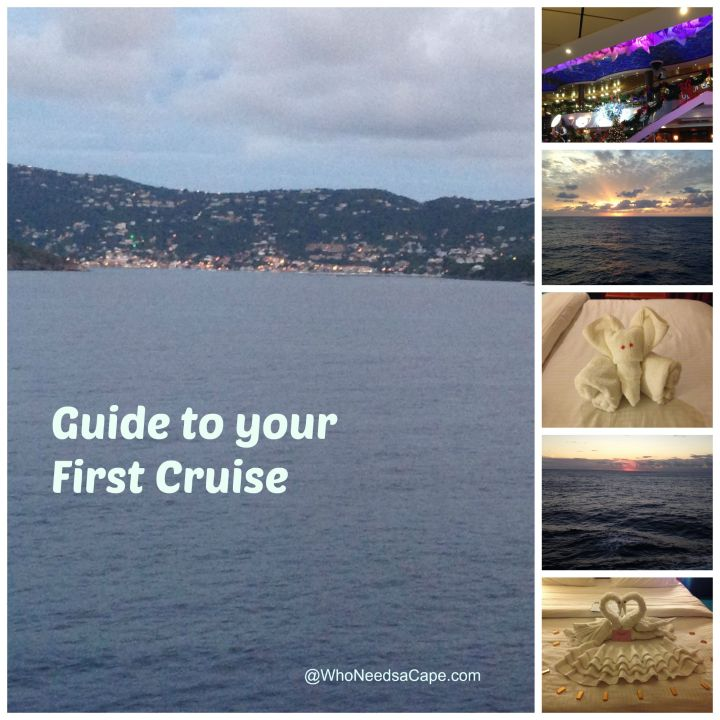 Guide to your first cruise 1