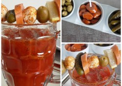 NCAA Football Bloody Mary Recipes
