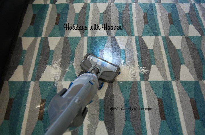 Holidays with Hoover 1