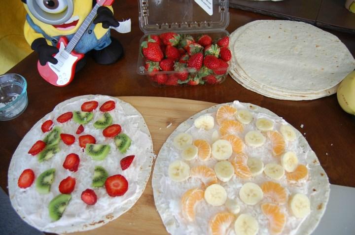 Fruit Sushi 6