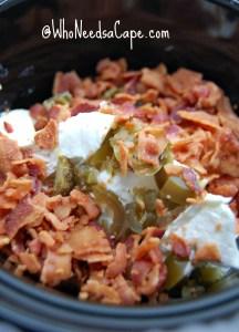 Bacon Jalapeno Popper Dip 2