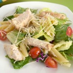 Easy Grilled Chicken Pasta Salad