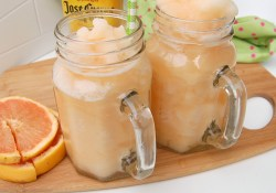 Citrus Tequila Slush