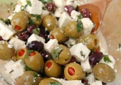Feta Olive Salad