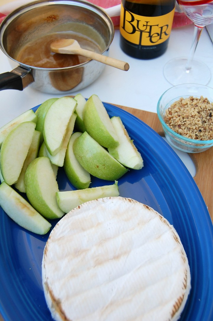 Honey Walnut Baked Brie 1