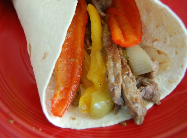 Slow Cooker Fajitas 3