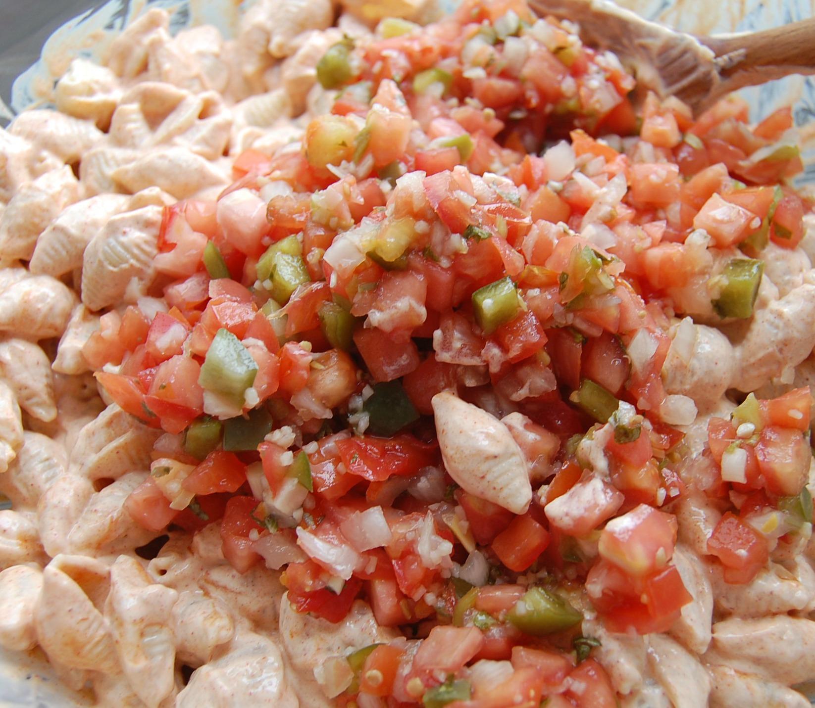 Taco Pasta Salad 2