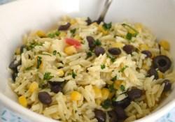 Fiesta Orzo Salad