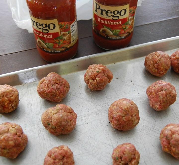 Slow Cooker Meatballs 1