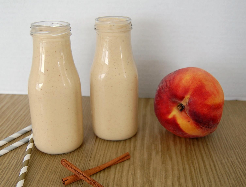 cinnamon-peach-oatmeal-smoothie-4