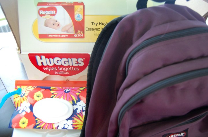 Ditch the Diaper Bag 3