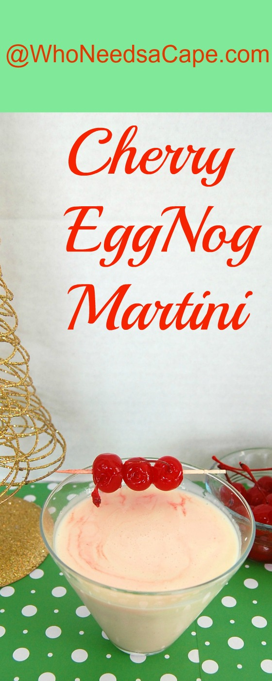 cherry-eggnog-martini-drink