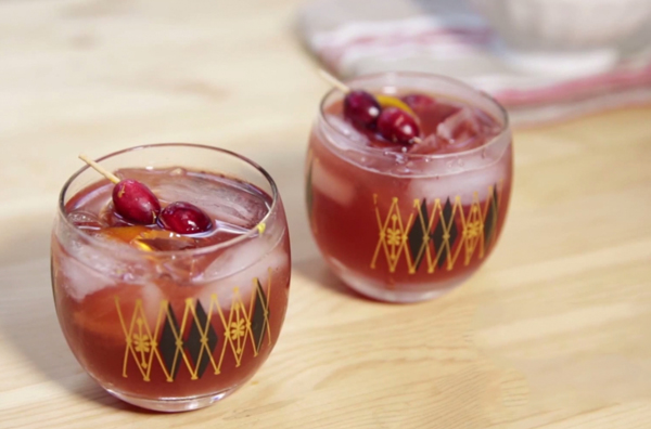 Get your holiday season in full swing with these 9 Festive Cranberry Cocktails! Perfect for parties, you'll love the selection!