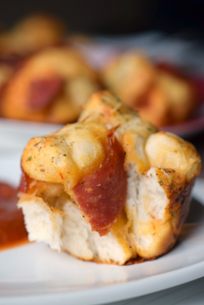 Serve Pizza Poppers and watch them disappear. Perfect for Super Bowl spreads, tailgating or as a light meal or snack, delicious and easy to make.