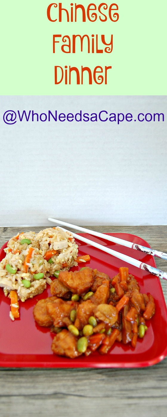 Chinese Family Dinner - Asian Flavors at their Best