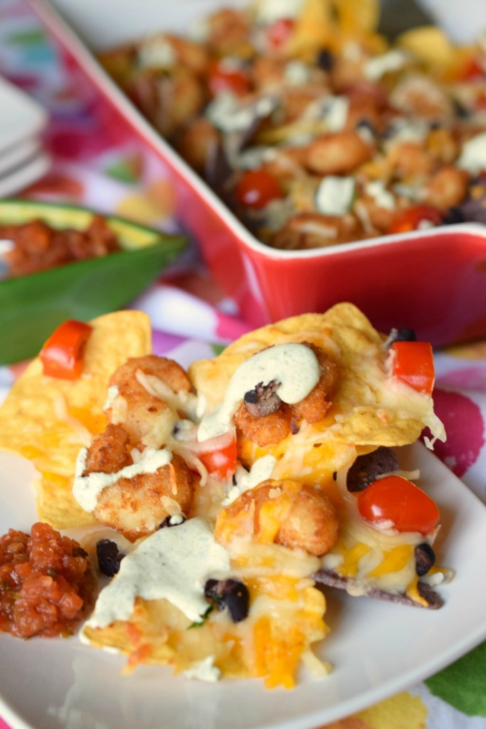 Can't decide on what favorite item to make for dinner? Mix it up & combine 2 favorites into Popcorn Shrimp Nachos, it'll be a new family favorite.