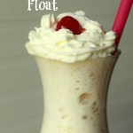Boozy Boston Cooler Float