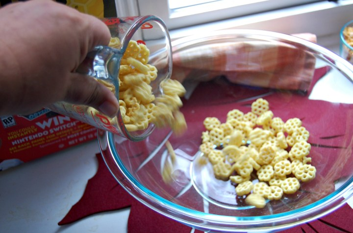Cereal Snack Mix 3