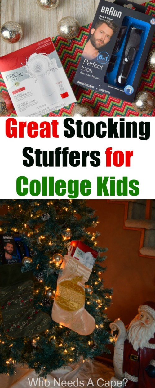 Great Stocking Stuffers for College Kids