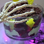 Wicked Zombie Trifle