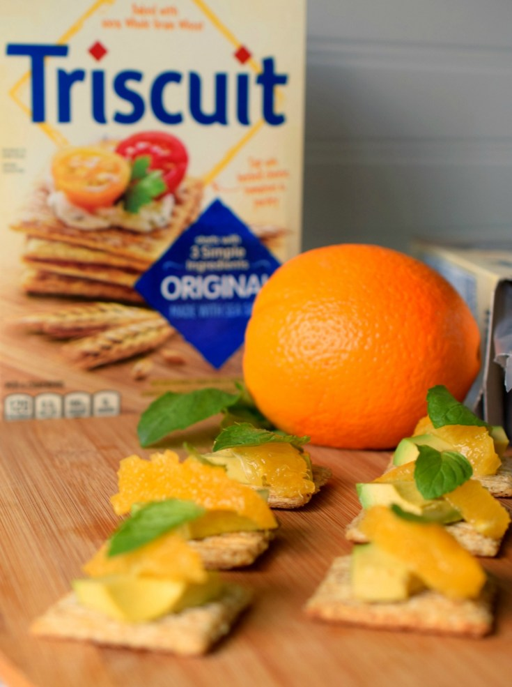 Orcadomintscuit (orange+avocado+mint)