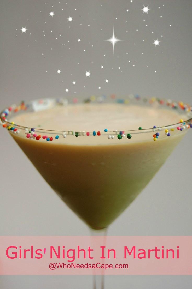 Girls' Night in Martini