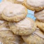 Spiced Applesauce Cookies #AppleWeek