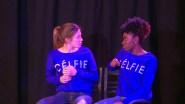 "Lizzie Bourne & Dani Moseley in ""Nice Jumper"" by Dan Page"