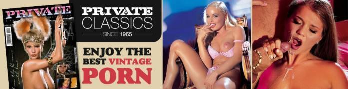 Private Classics Porn magazine