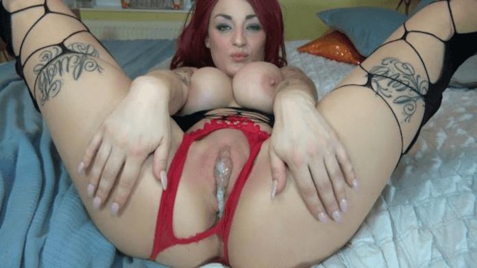 Liverpool porn star Lottie Lovelace loves creampies