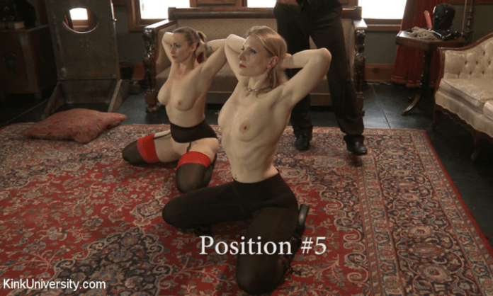 10 Submissive Poses & Positions Every Sissy Slut Should Know