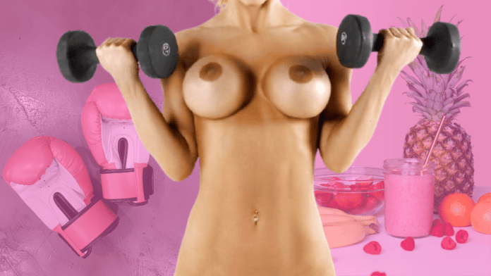 The Best Feminizing Sissy Workout to Be a Big Booty Trans