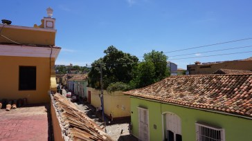 Trinidad rooftops