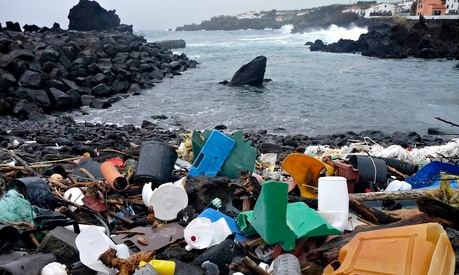 Plastic, Photos Show Impact of Pollution