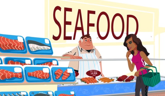 """""""SeaFood Watch"""" App Helps You Make Sustainable Seafood Choices"""