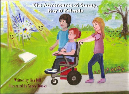 Childrens Book: The Adventures of Sunny and Ray