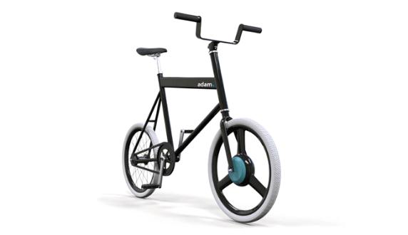 Electric Bike Cool Enough to Ride
